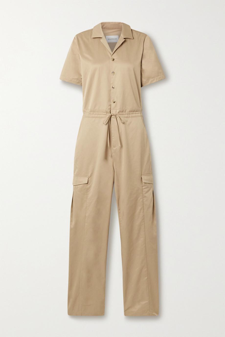Holzweiler Cotton-blend jumpsuit