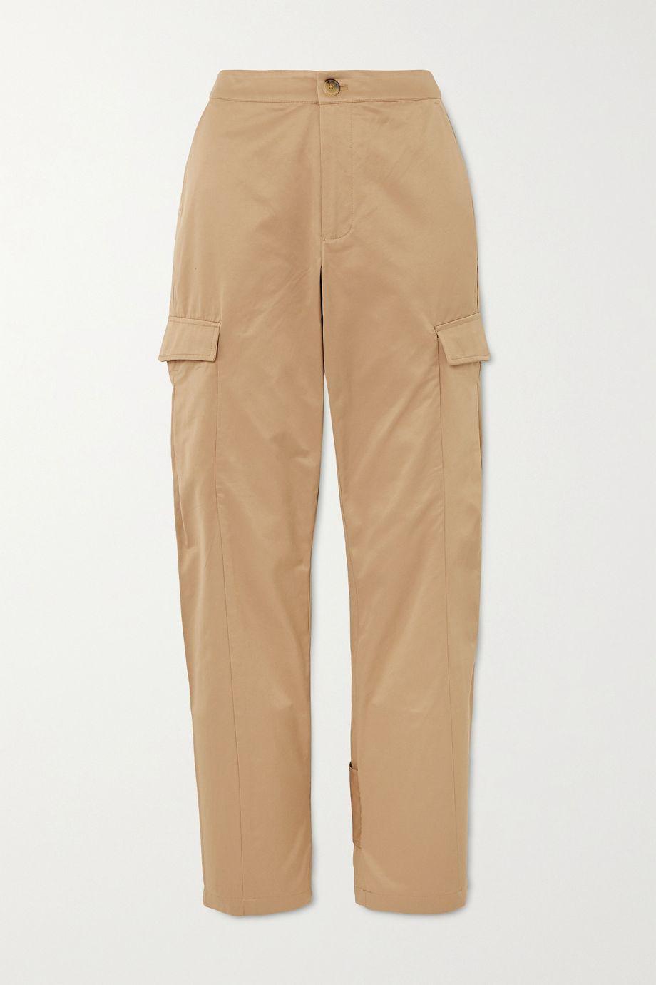Holzweiler Dundersalt straight-leg cotton-blend twill pants