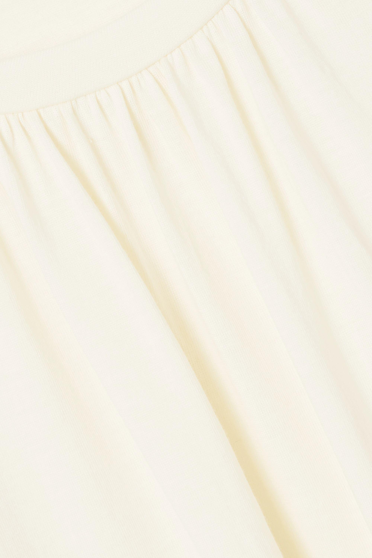 Skin Kesi organic Pima cotton-jersey nightdress
