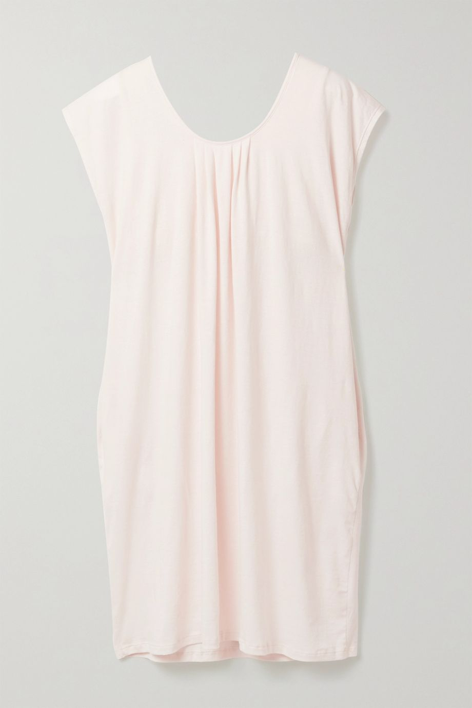 Skin Kellie organic Pima cotton-jersey nightdress