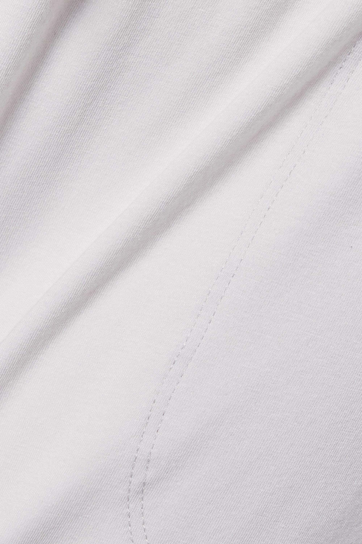 Skin Marlee 弹力平纹布九分睡裤