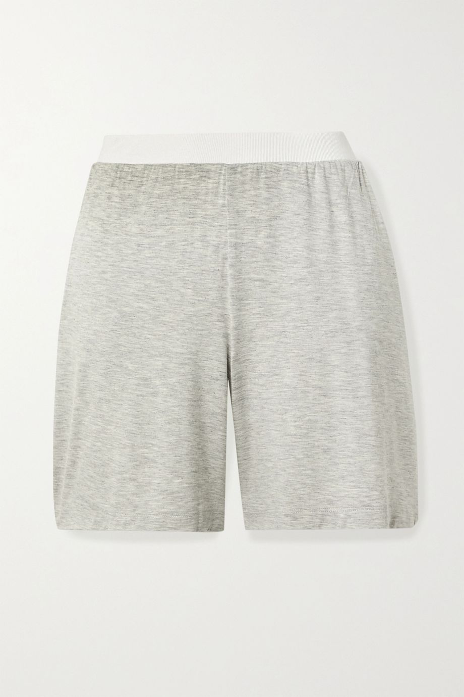 Skin Lisette stretch-jersey shorts