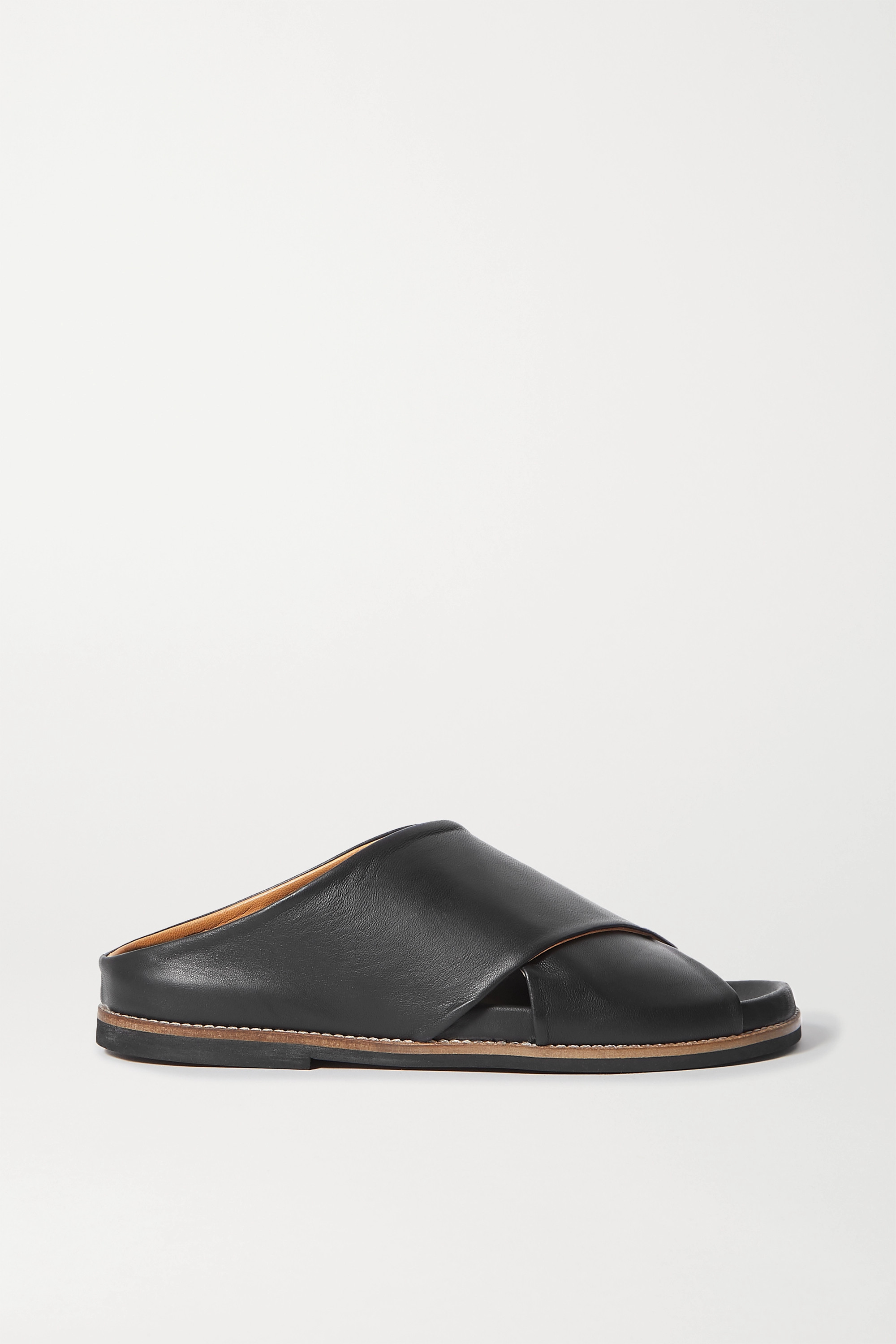 GANNI Leather sandals