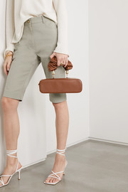 The Sant Kinchaku mini leather tote