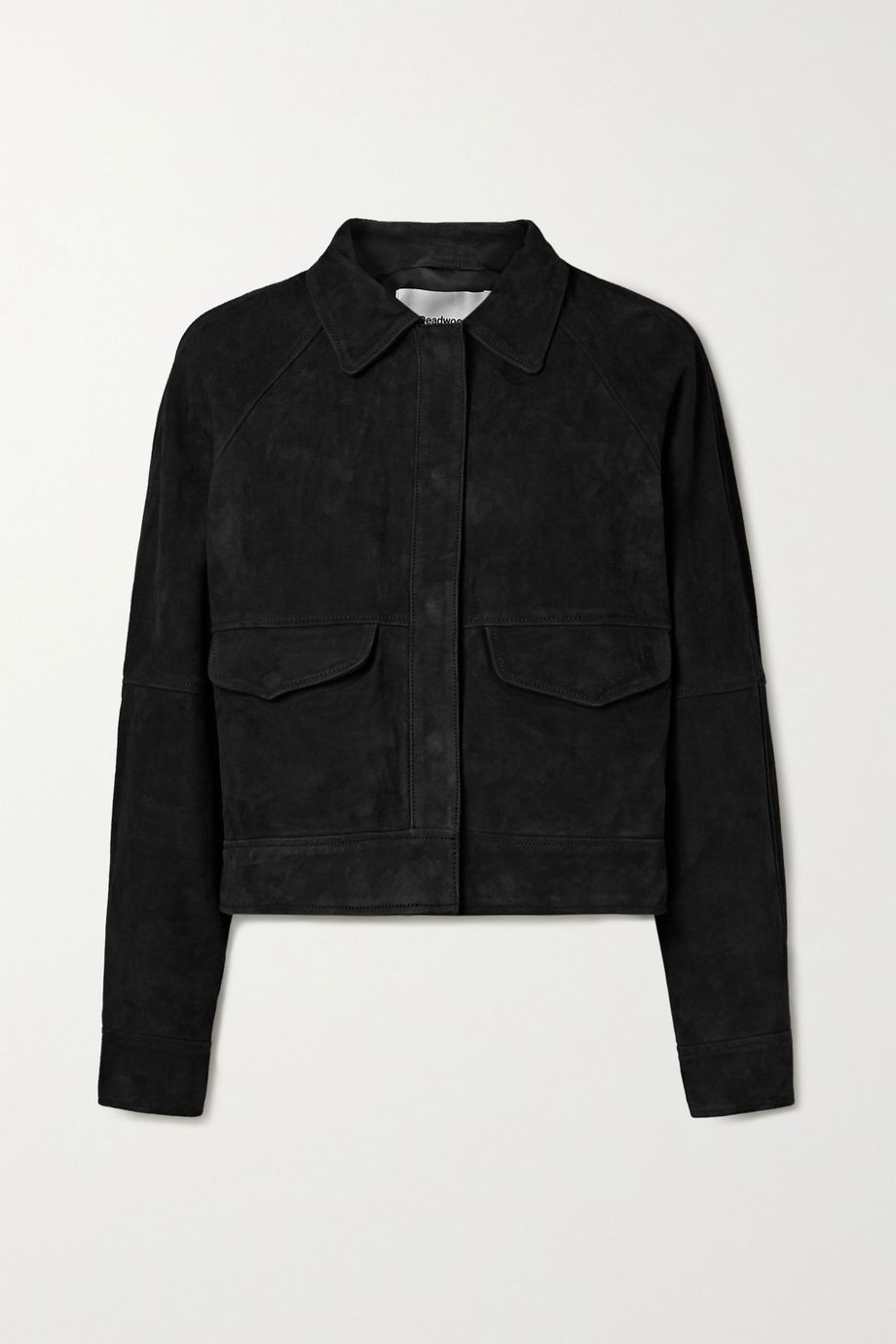 Deadwood Kylie suede jacket