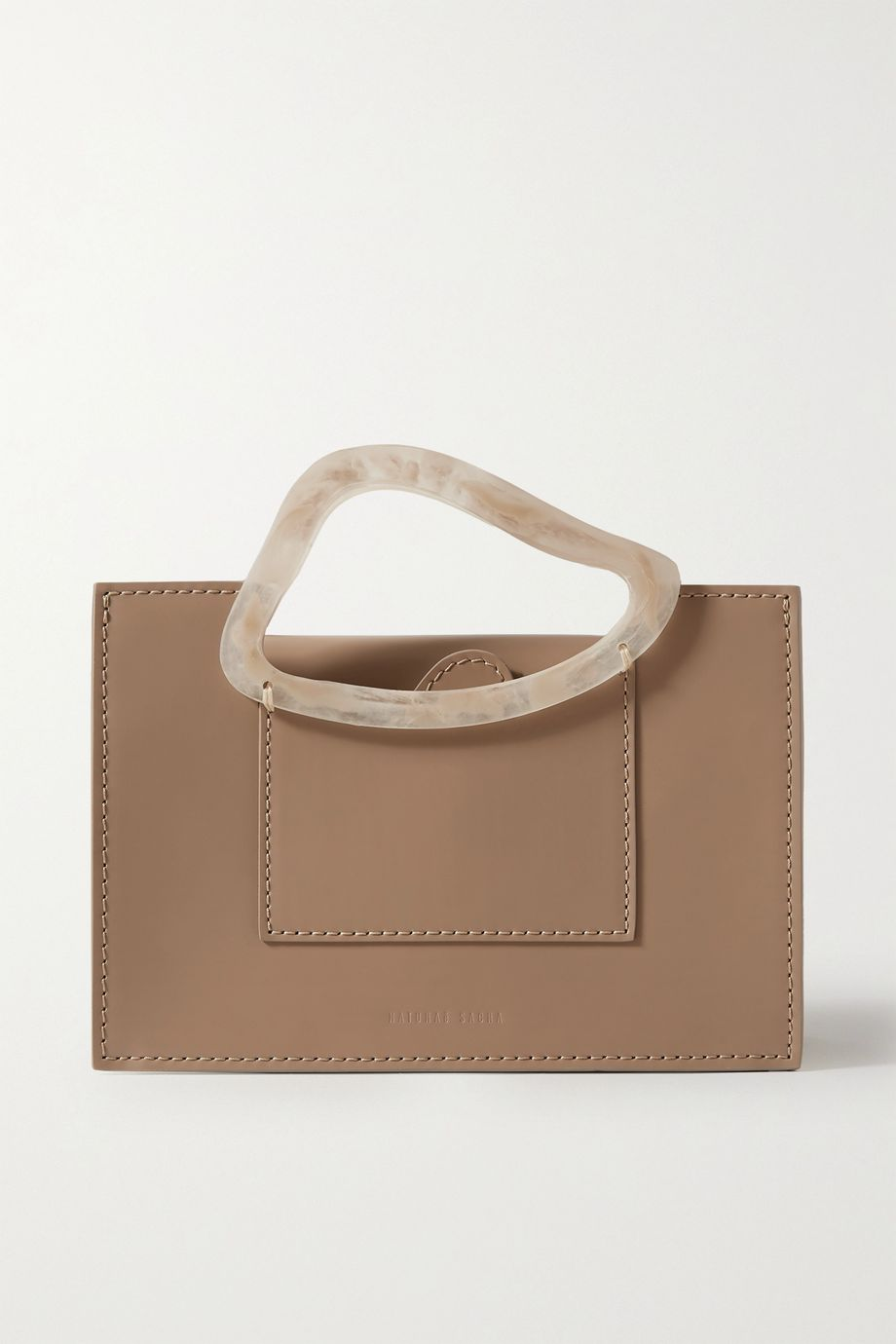 Naturae Sacra Arp mini leather and resin tote