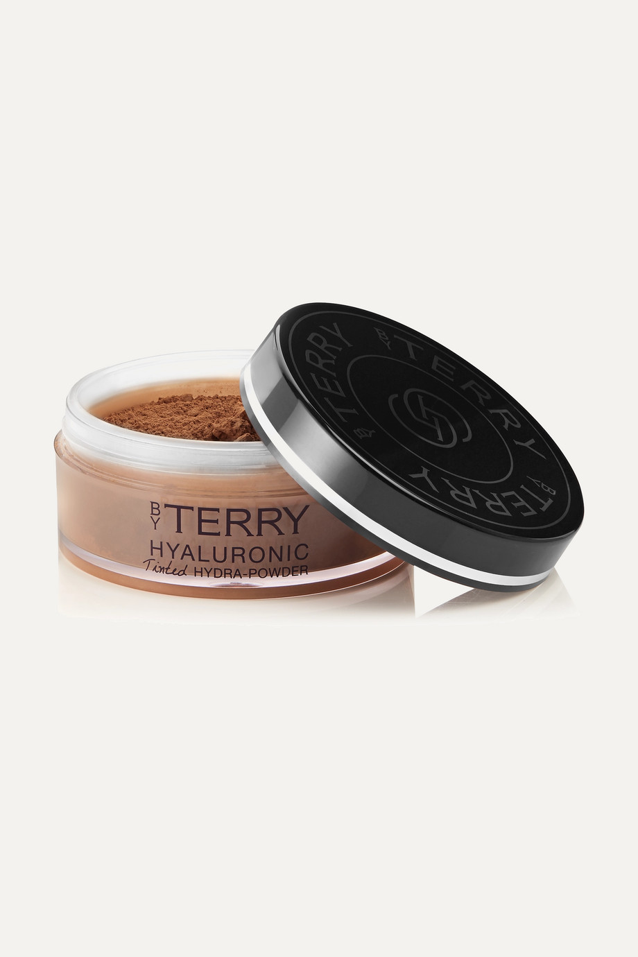 BY TERRY Poudre soin teintée extra-lissante Hyaluronic Hydra-Powder, Dark No. 600