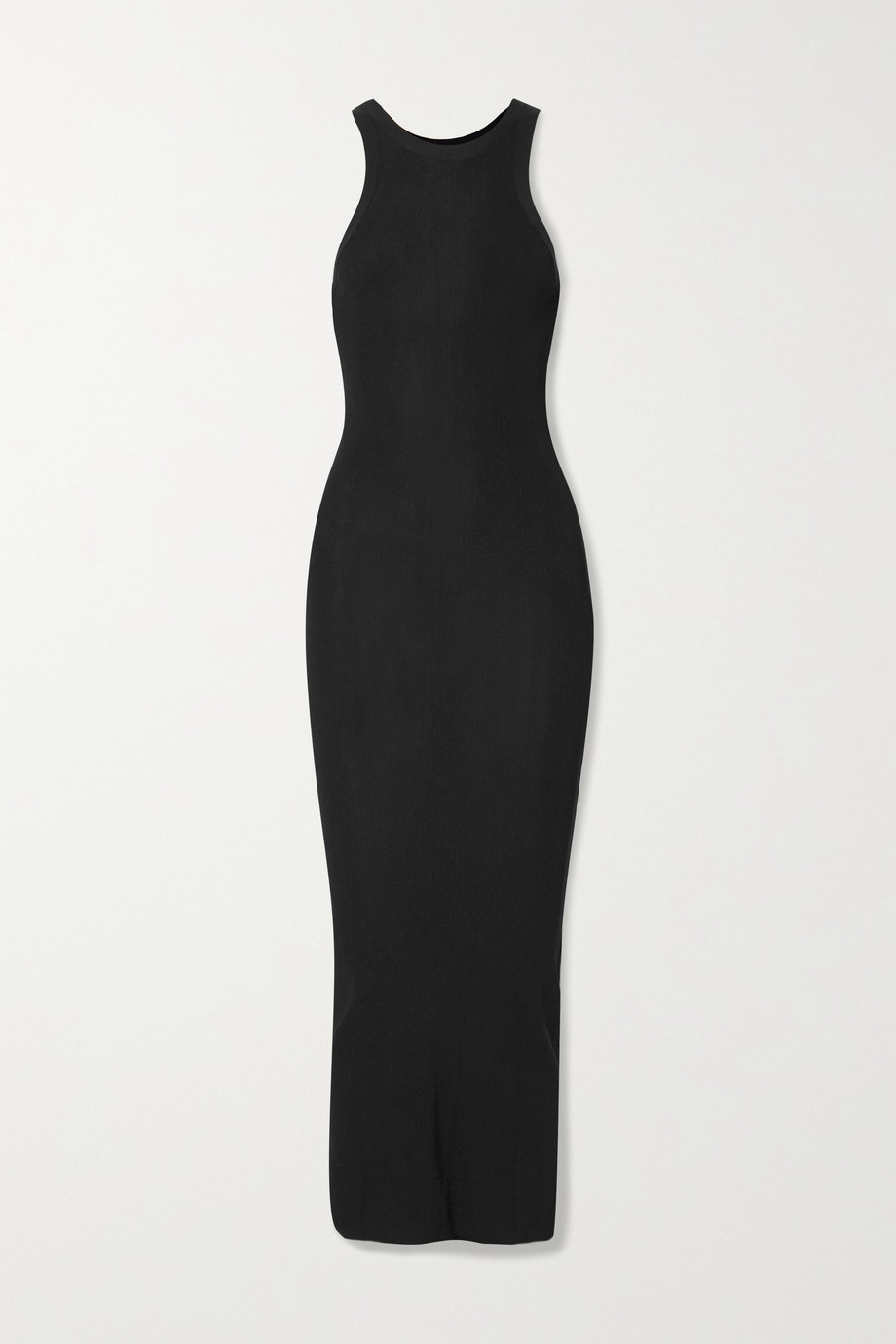 Totême Espera ribbed-knit maxi dress