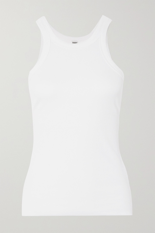 Totême Organic cotton-jersey tank