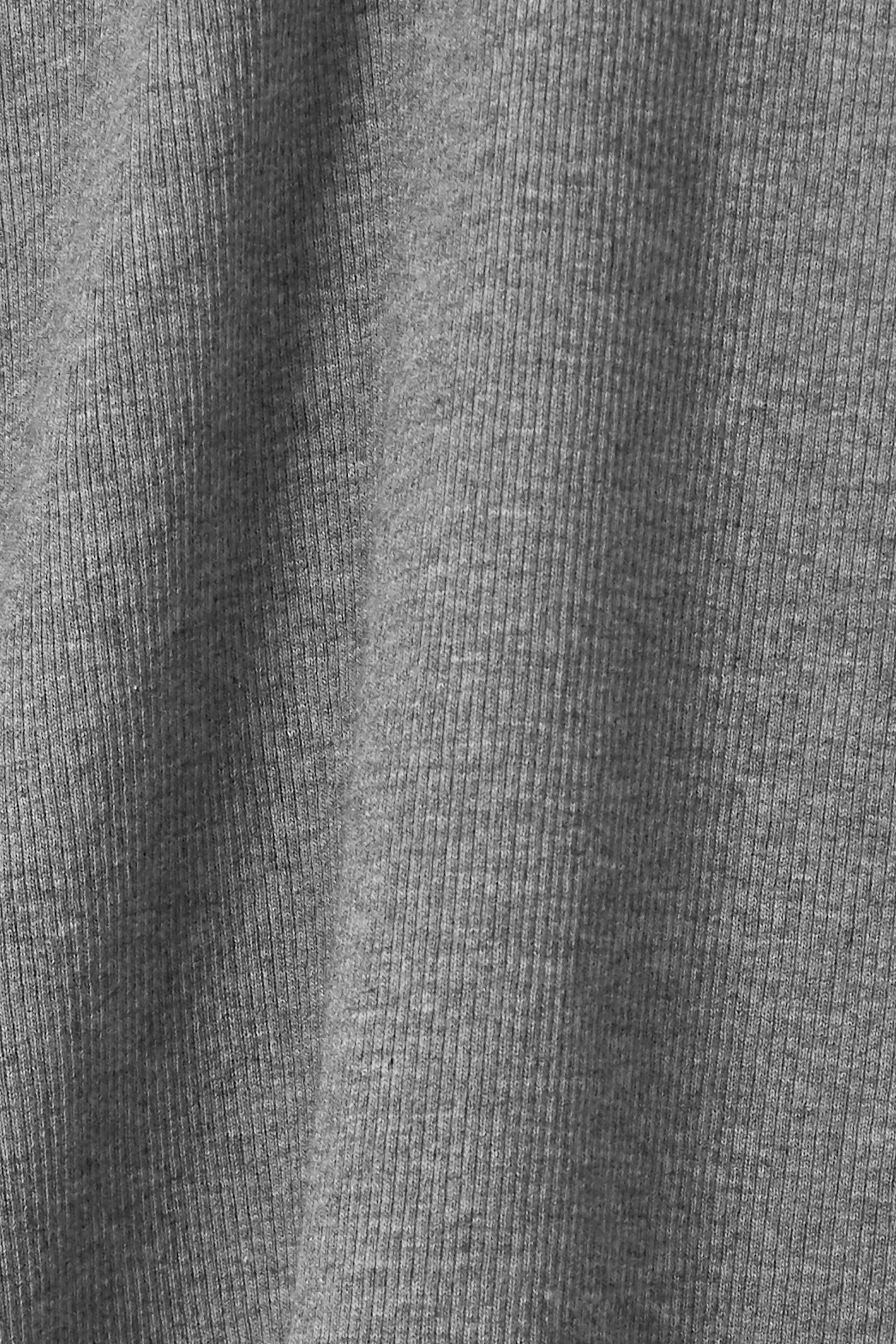 Totême Espera ribbed mélange stretch-organic cotton-jersey tank