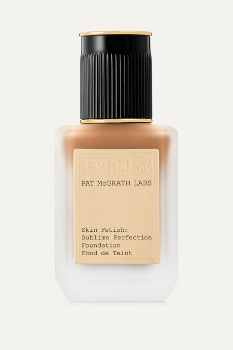 Neutral Skin Fetish: Sublime Perfection Foundation - Medium Deep 23, 35ml | Pat McGrath Labs SXR8Xv
