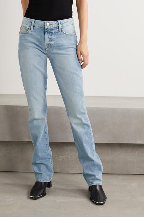 Le Mini Boot mid-rise jeans