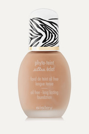 Sisley Phyto-Teint Ultra Éclat Radiance Boosting Foundation - 3+ Apricot, 30ml