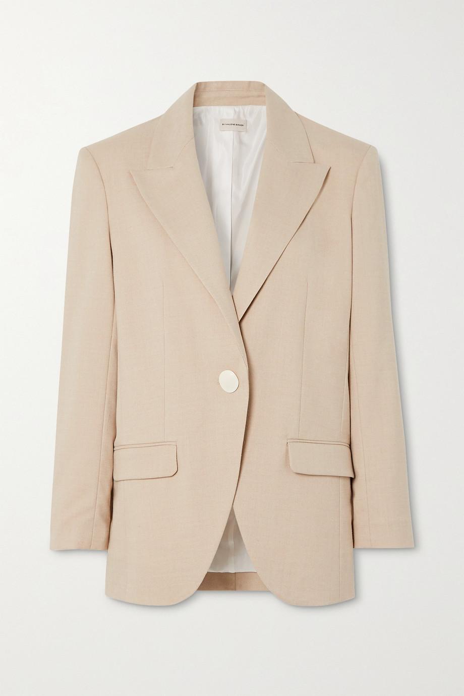 By Malene Birger Huxley woven blazer