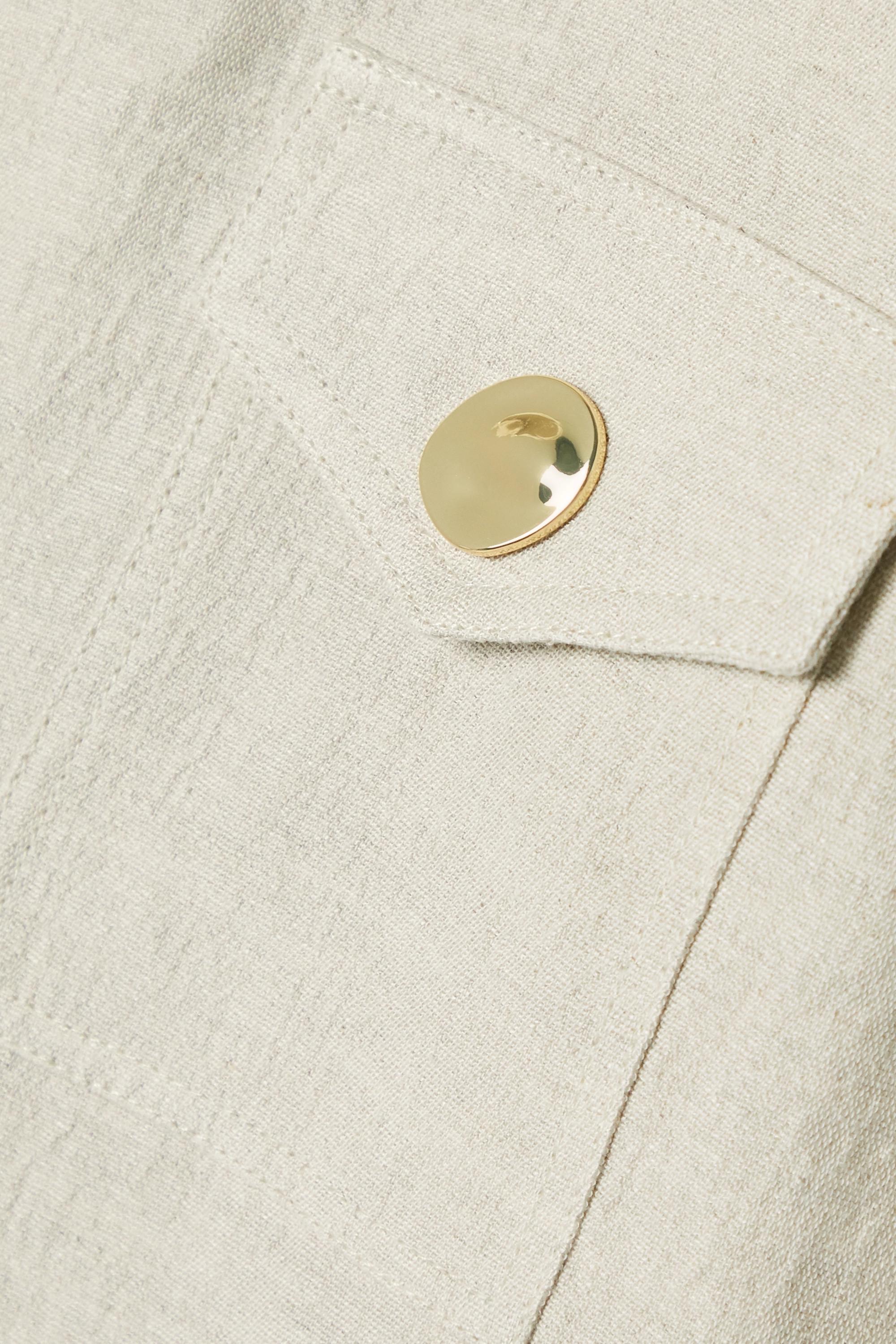 By Malene Birger Bellah canvas turtleneck tunic