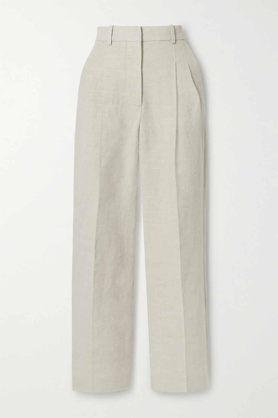 By Malene Birger Louisamay canvas wide-leg pants