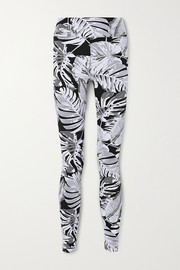 Koral Drive Paradise bedruckte Stretch-Leggings