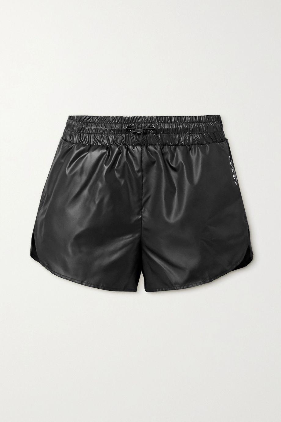 Koral Prep Zephyr shell shorts