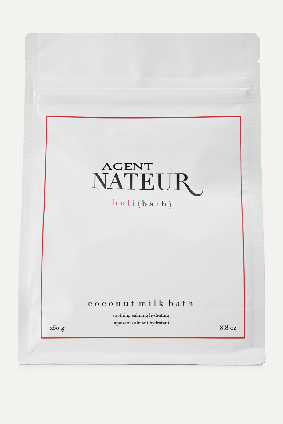 Agent Nateur holi(bath) Coconut Milk Bath, 250g