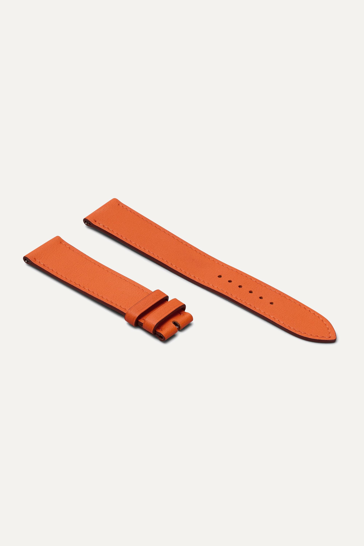 Hermès Timepieces Cape Cod Single Tour 29mm leather watch strap