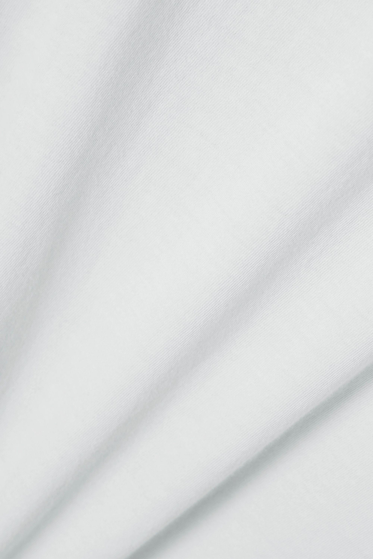 James Perse Boy stretch-cotton jersey T-shirt