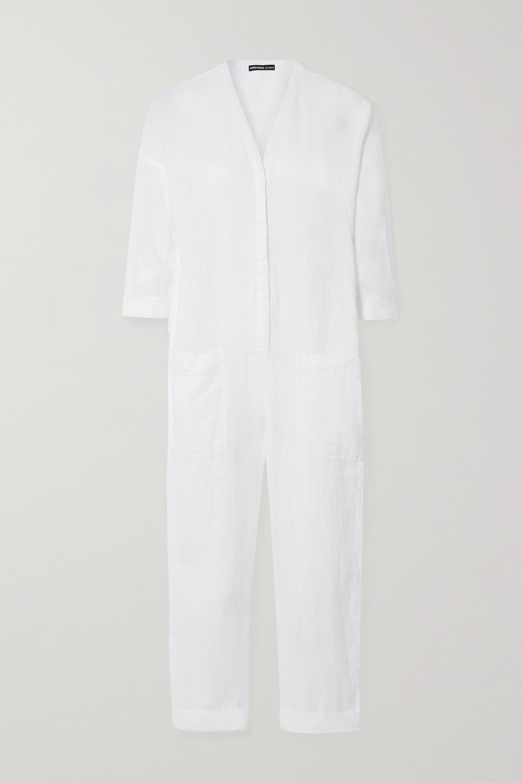 James Perse Linen jumpsuit