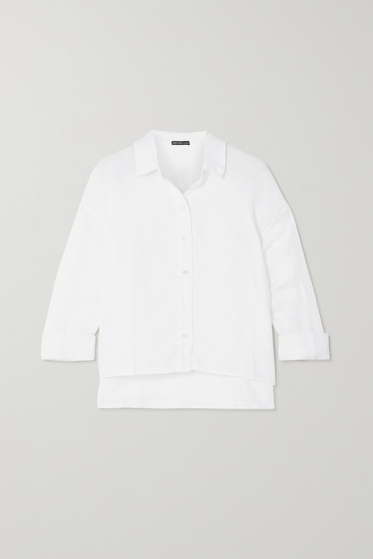 James Perse Linen shirt