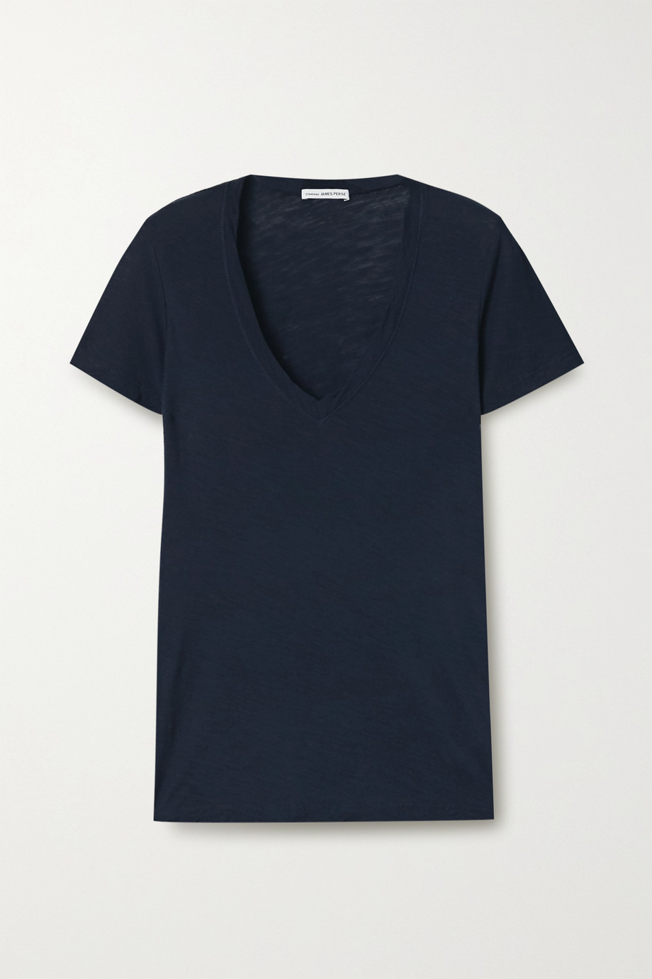 James Perse Slub Supima cotton-jersey T-shirt