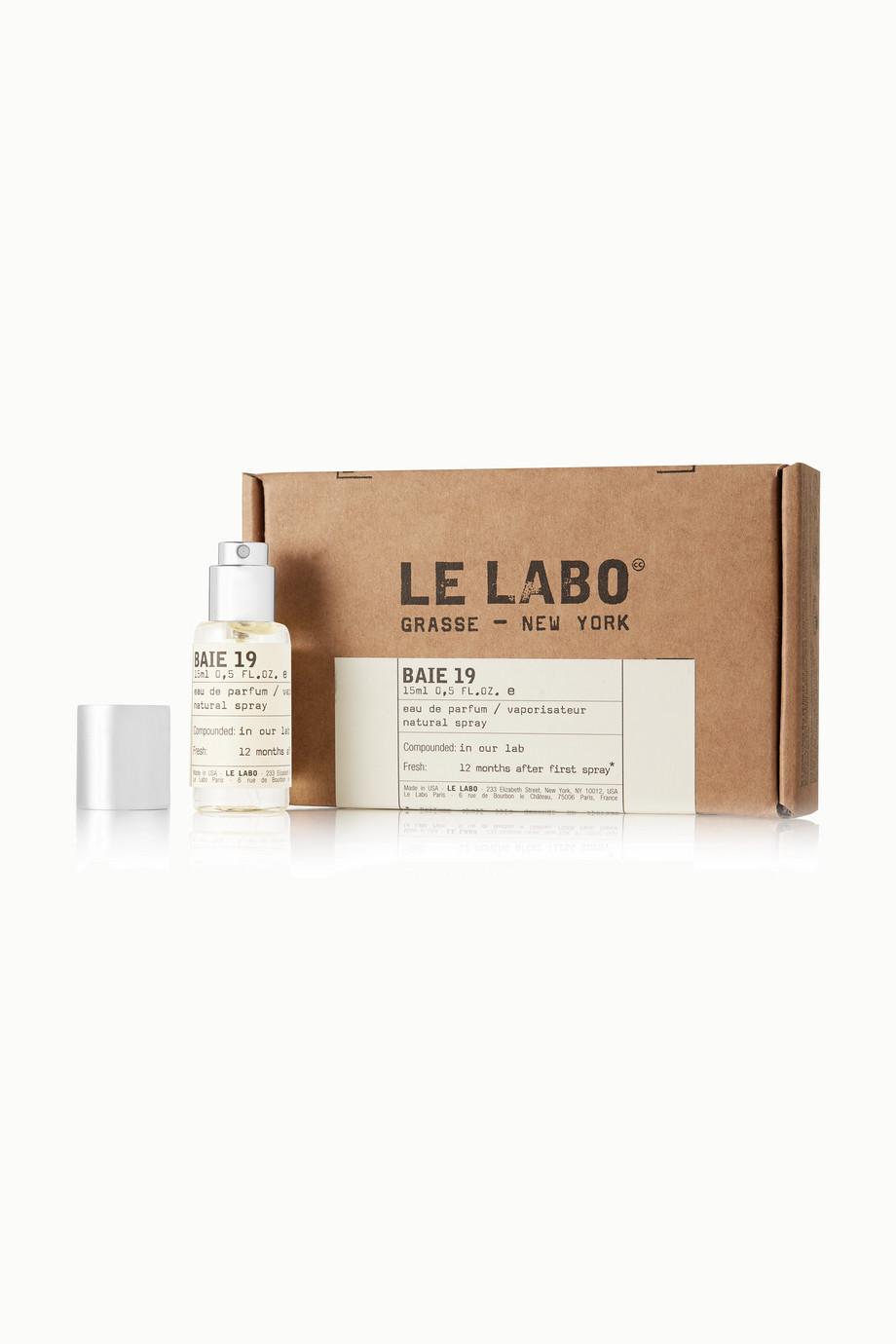 Le Labo Eau de Parfum - Baie 19, 15ml