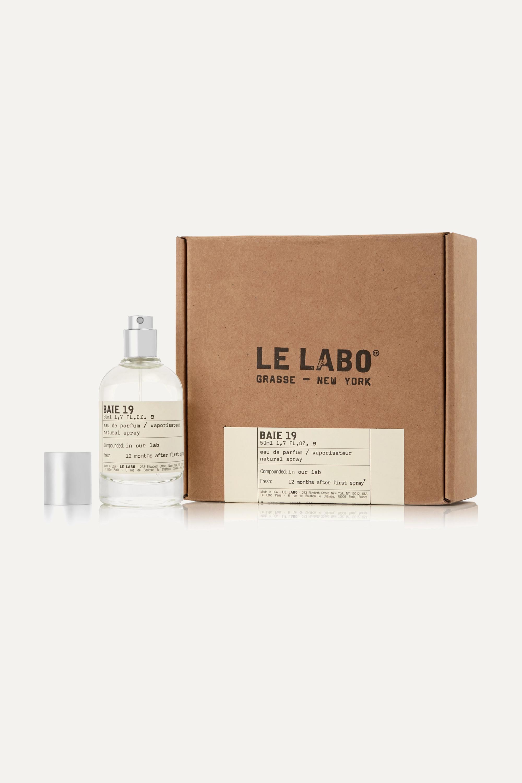 Le Labo Baie 19, 50 ml – Eau de Parfum