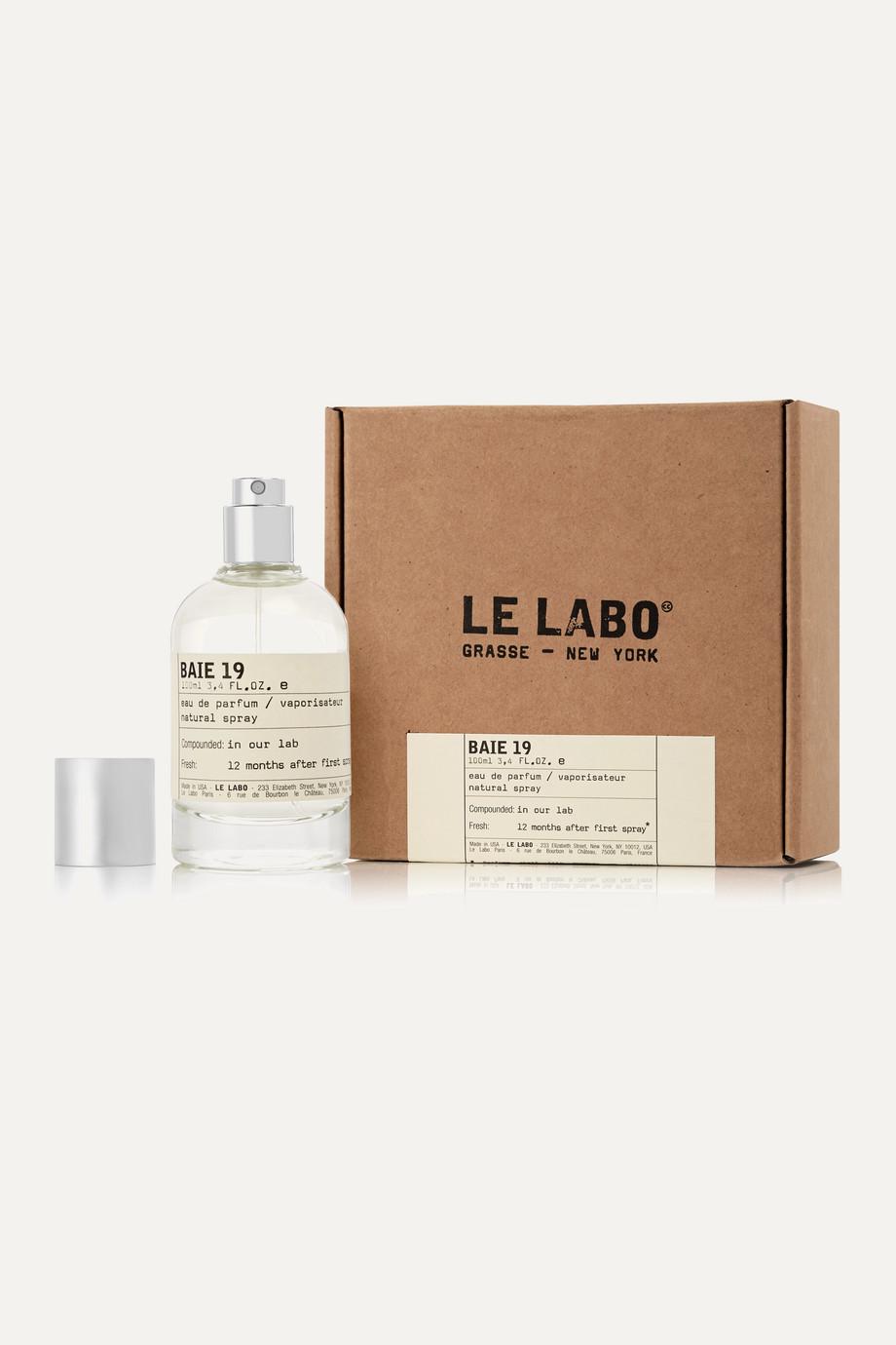Le Labo Eau de parfum Baie 19, 100 ml