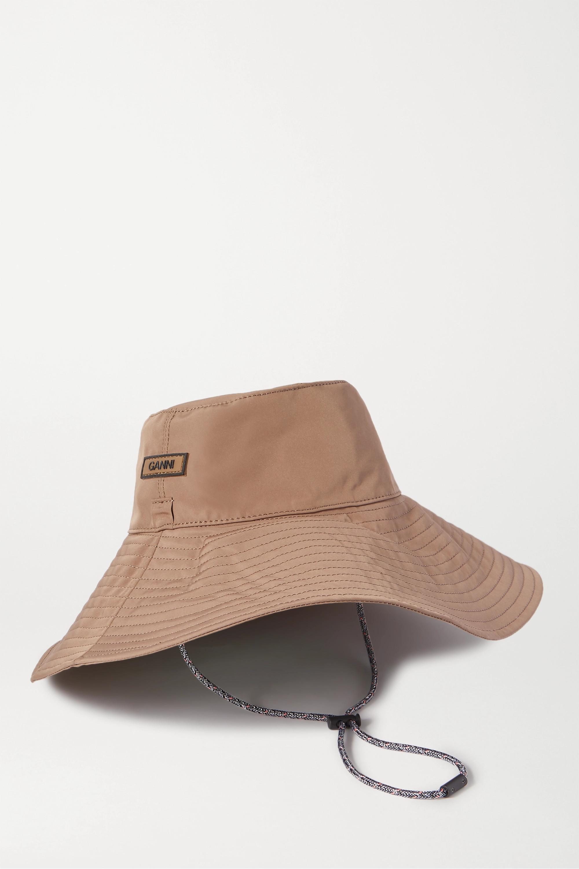 GANNI Shell hat