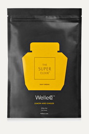 The Super Elixir - Lemon and Ginger Refill, 300g