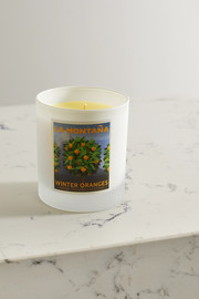 Winter Oranges Duftkerze, 220 g