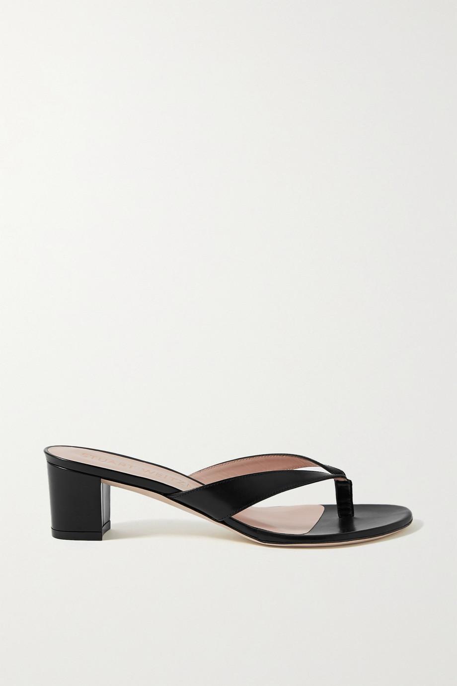 Stuart Weitzman Brigida leather sandals