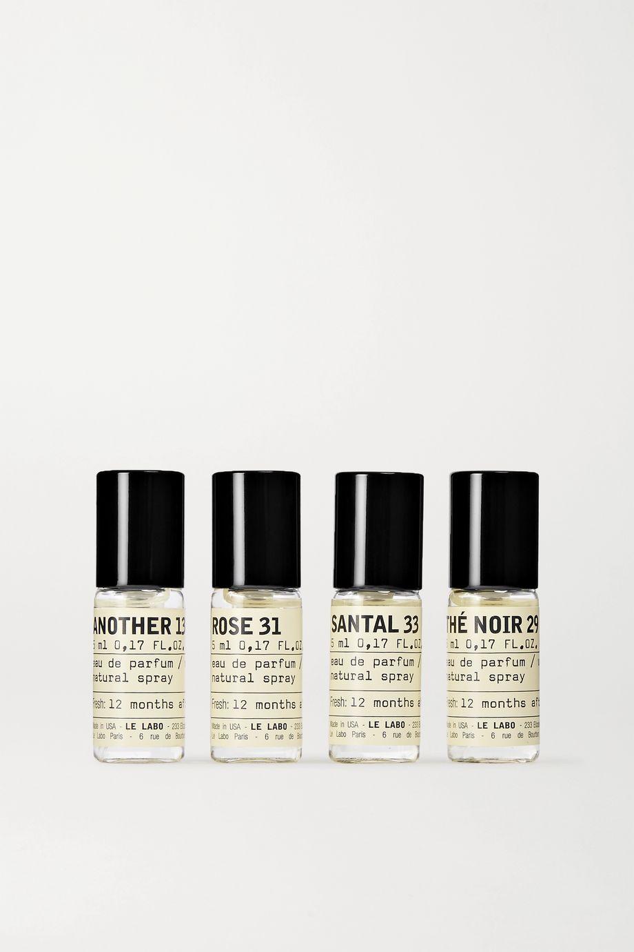 Le Labo Eau de Parfum Discovery Set, 4 x 5ml