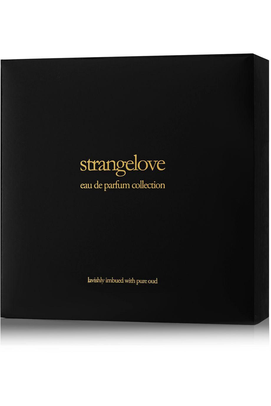 strangelove nyc Eau de Parfum Collection, 4 x 15ml