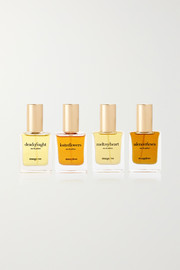 strangelove nyc Eau de Parfum Collection, 4 x 15ml