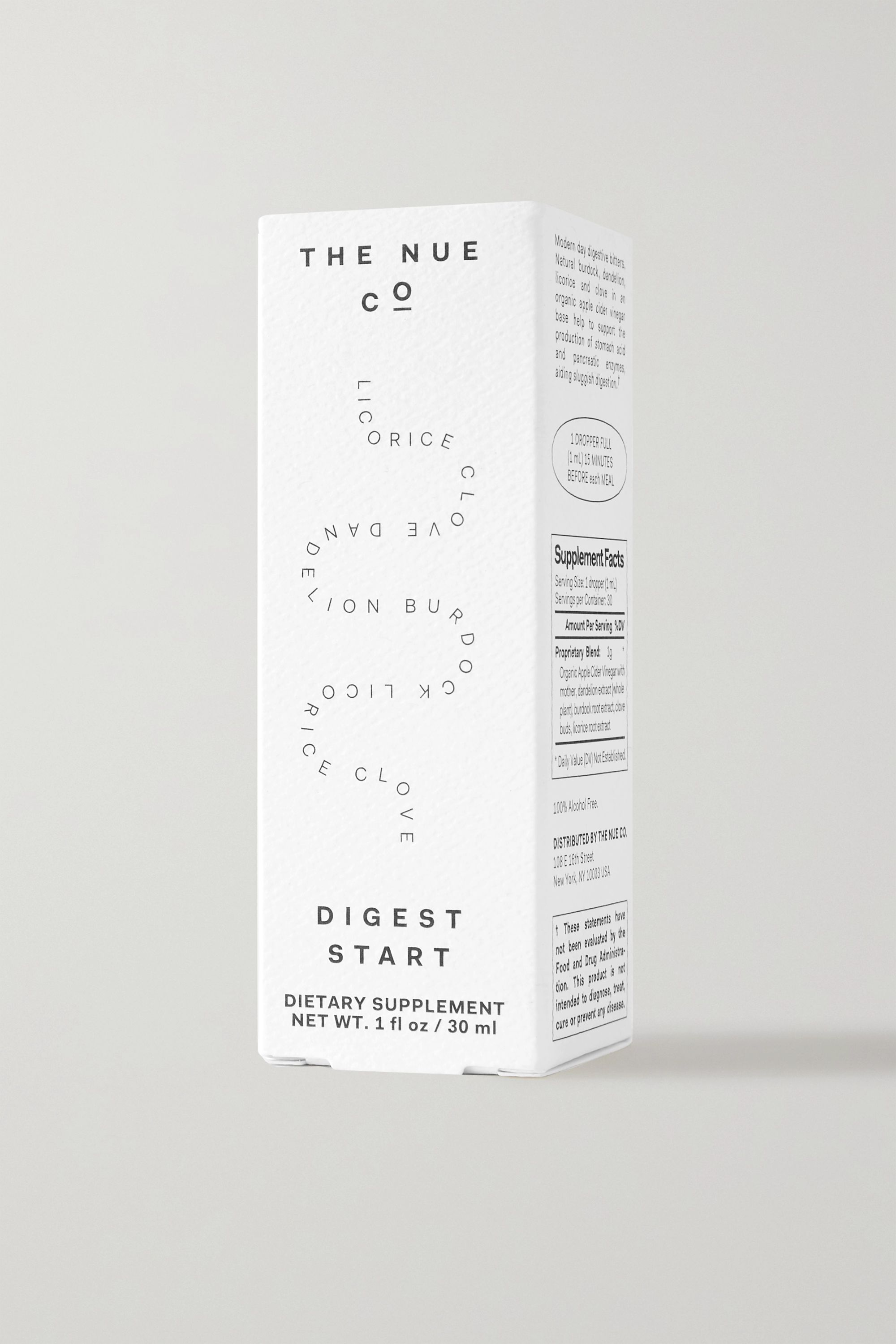 The Nue Co. Digest Start, 30ml