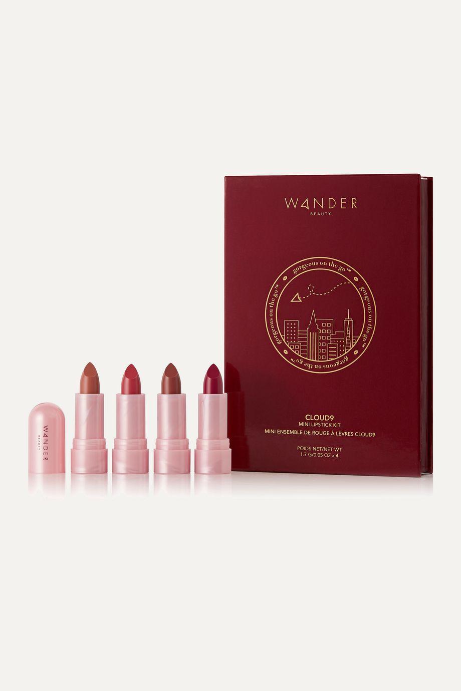 Wander Beauty Cloud9 Mini Lipstick Kit