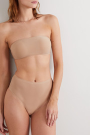 Chantelle Soft Stretch jersey bandeau bra