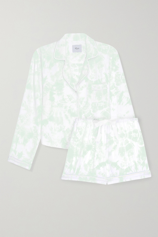 Rails Kellen Pyjama aus Jersey mit Batikmuster