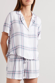 Rails Darcie checked flannel pajama set