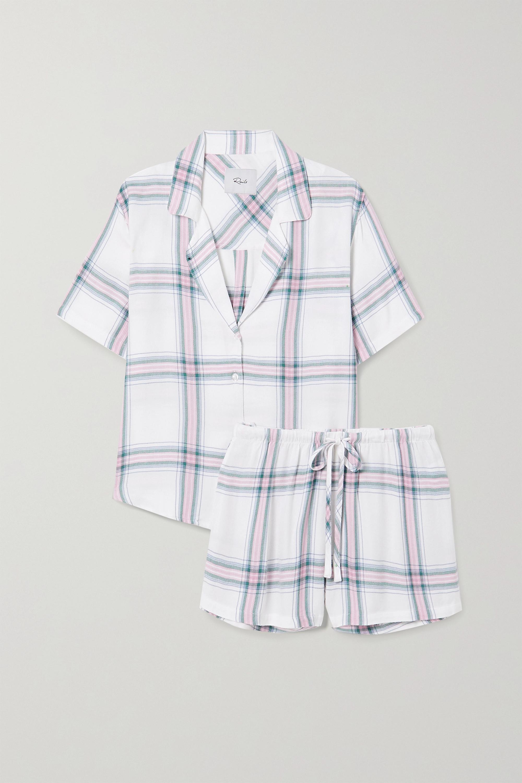 Rails Darcie checked flannel pajama set