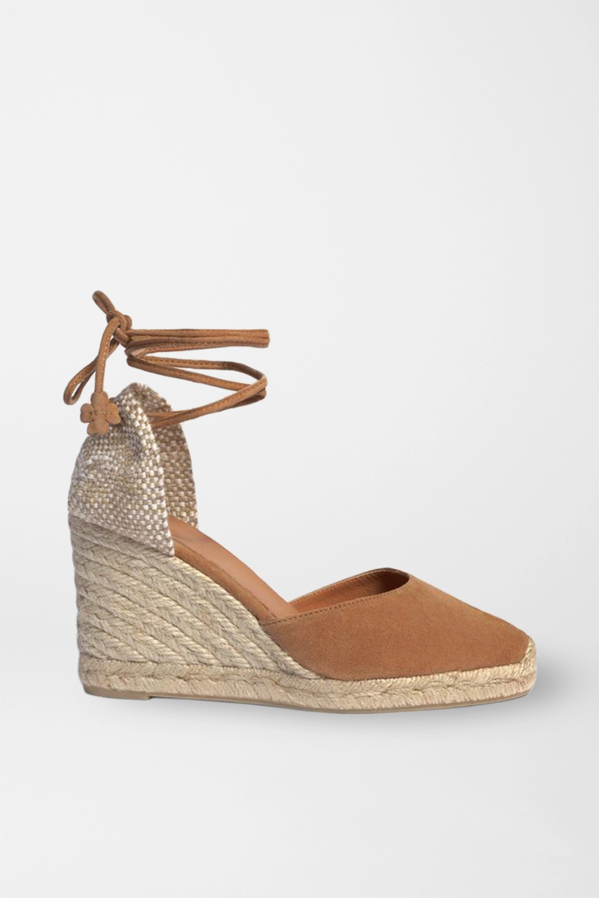 Wedge Espadrilles by CASTAÑER, available on net-a-porter.com for EUR120 Kate Middleton Shoes Exact Product