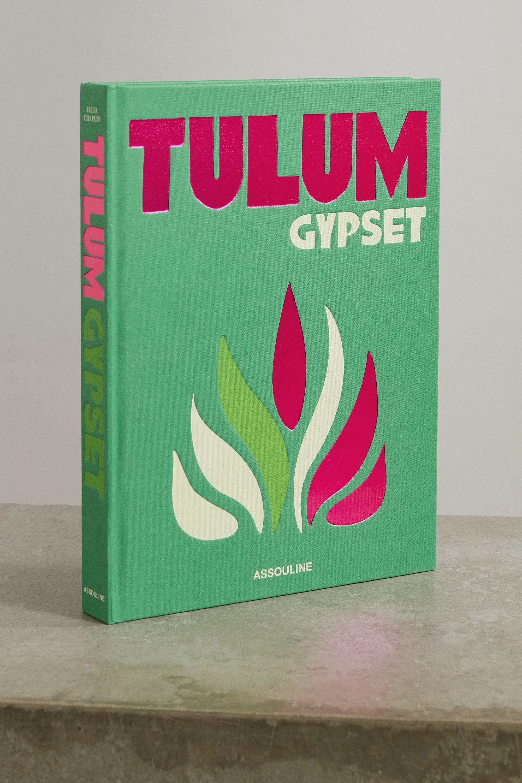 Assouline Tulum Gypset by Julia Chaplin hardcover book