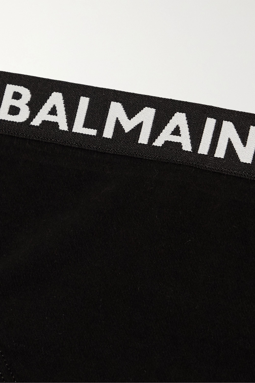 Balmain Stretch-cotton jersey briefs