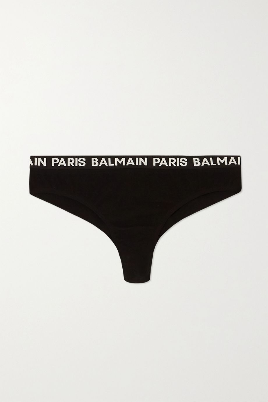Balmain Stretch-cotton jersey briefs