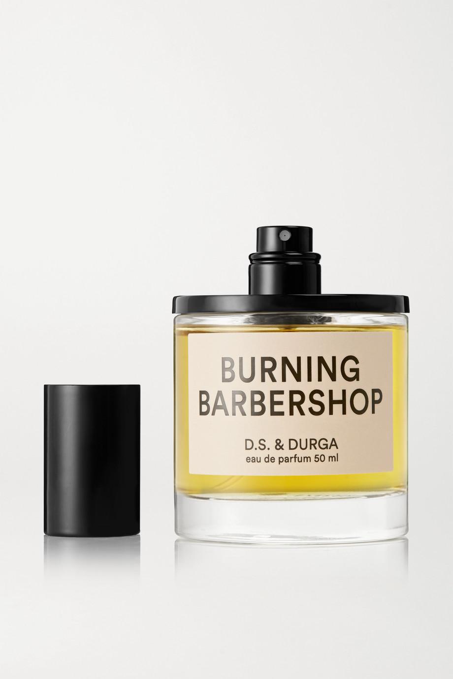 D.S. & Durga Eau de Parfum - Burning Barbershop, 50ml