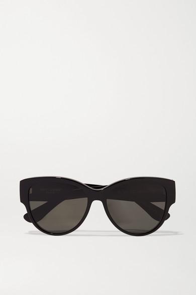 Saint Laurent Sunglasses Round-frame acetate sunglasses